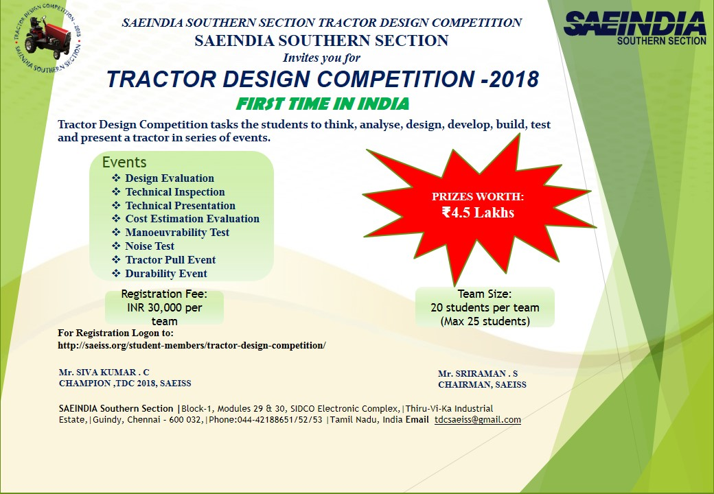 competition design